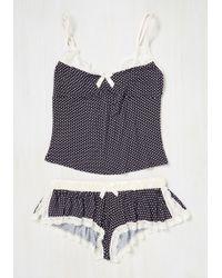 Leg Avenue | Designated Dreamer Pyjamas | Lyst