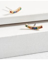 ModCloth - Touch Of Color Earrings - Lyst