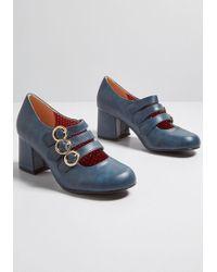 Bait Footwear - Buckled In Mary Jane Heel - Lyst