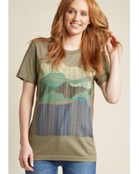 Supermaggie - Arm's Wavelength Graphic Tee - Lyst