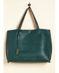 Triple 7 - Two-tone To Tango Bag In Teal - Lyst