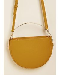 ModCloth - Round And Determined Bag - Lyst