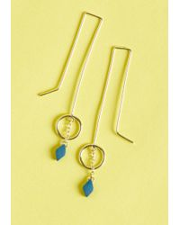 Mata Traders - Move Toward Minimalist Earrings - Lyst