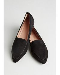 ModCloth Instant Approval Loafers - Black