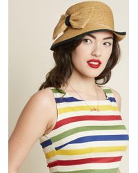 ModCloth - Cloche For Comfort Hat - Lyst