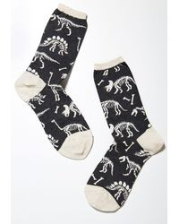 ModCloth - Primordial Of Life Socks - Size Os - Lyst