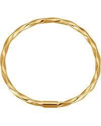 KLiNGEL Omega Armband 14 Kt. - Geel