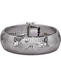 KLiNGEL Armband Zilverkleur - Metallic
