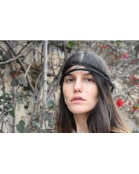Ann Demeulemeester - Double Runway Crown - Lyst