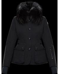 Moncler Grenoble - Overcoat - Lyst