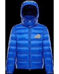 96d10db637b7 Lyst - Moncler Jeanclaude in Blue for Men