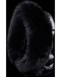 Moncler - Fur-trimmed Hood - Lyst