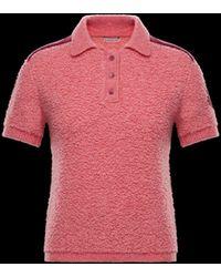 Moncler - Polo Shirt - Lyst