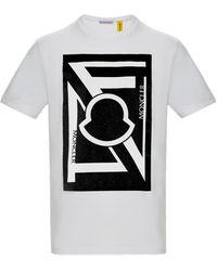 5 MONCLER CRAIG GREEN - T-shirt - Lyst