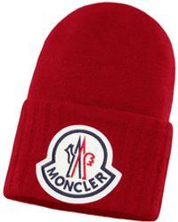 Moncler - BONNET - Lyst