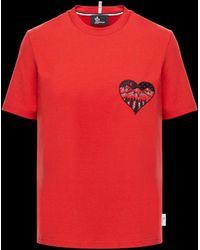 Moncler Grenoble - T-shirt - Lyst