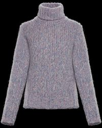 Moncler Grenoble - High Neck Sweater - Lyst
