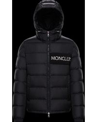 56f3e3c04 Moncler Aiton in Black for Men - Lyst