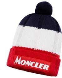 Moncler GORRO - Rojo