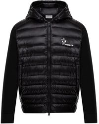 Moncler - Lined Sweater - Lyst