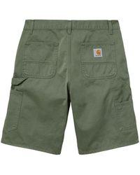 Carhartt WIP Ruck Single Knee Short - Green