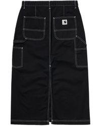 Carhartt WIP W' Pierce Skirt - Black