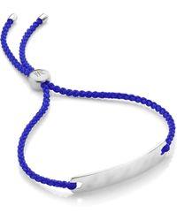 Monica Vinader - Fiji Friendship Petite Bracelet - Lyst
