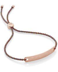 Monica Vinader Havana Mini Friendship Bracelet - Multicolor