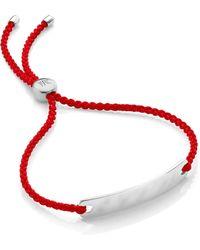 Monica Vinader Havana Mini Friendship Bracelet - Multicolour