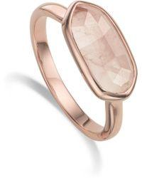 Monica Vinader Vega Ring - Multicolour