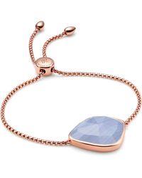Monica Vinader - Siren Nugget Cocktail Friendship Chain Bracelet - Lyst