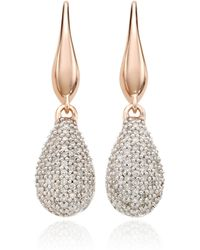 Monica Vinader - Stellar Drop Earrings - Lyst