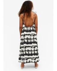 Monki Cotton Maxi Dress - Multicolour