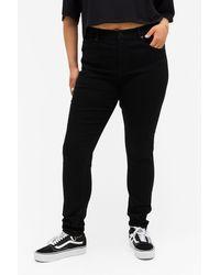 Monki Nokimi Black Jeans