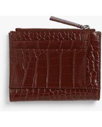 Monki Handy Wallet - Natural