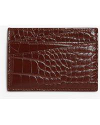 Monki Card Case - Natural