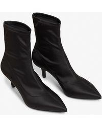 Monki - Scuba Sock Boots - Lyst