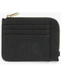 Monki Zip Wallet - Black
