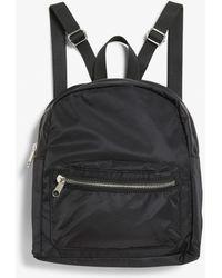 Monki - Pocket Backpack - Lyst