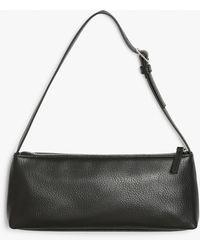Monki Rectangular Handbag - Black