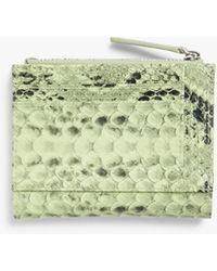 Monki Handy Wallet - Green