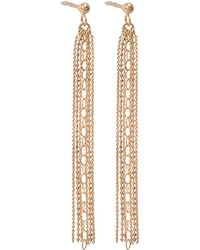 Ginette NY | Unchained Long Earrings | Lyst