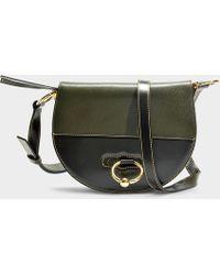 JW Anderson - Latch Bag In Khaki Goatskin - Lyst 2564343165039