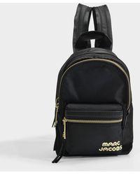 Marc Jacobs - Mini Trek Pack Backpack In Black Nylon - Lyst