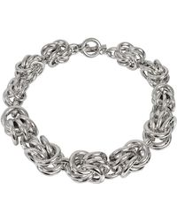 Alexander Wang | Knot Necklace | Lyst