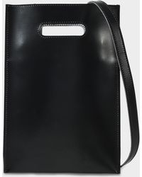MM6 by Maison Martin Margiela - Minimal Crossbody Bag - Lyst