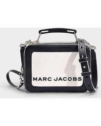 Marc Jacobs The Box 20 Crossbody Bag - White