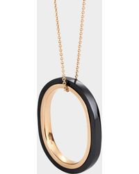 Ginette NY - Ceramic Tv Necklace - Lyst