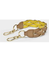 See By Chloé Strap In Brown Leather