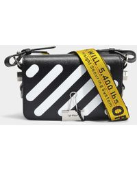 Off-White c/o Virgil Abloh - Diag Mini Flap Bag - Lyst